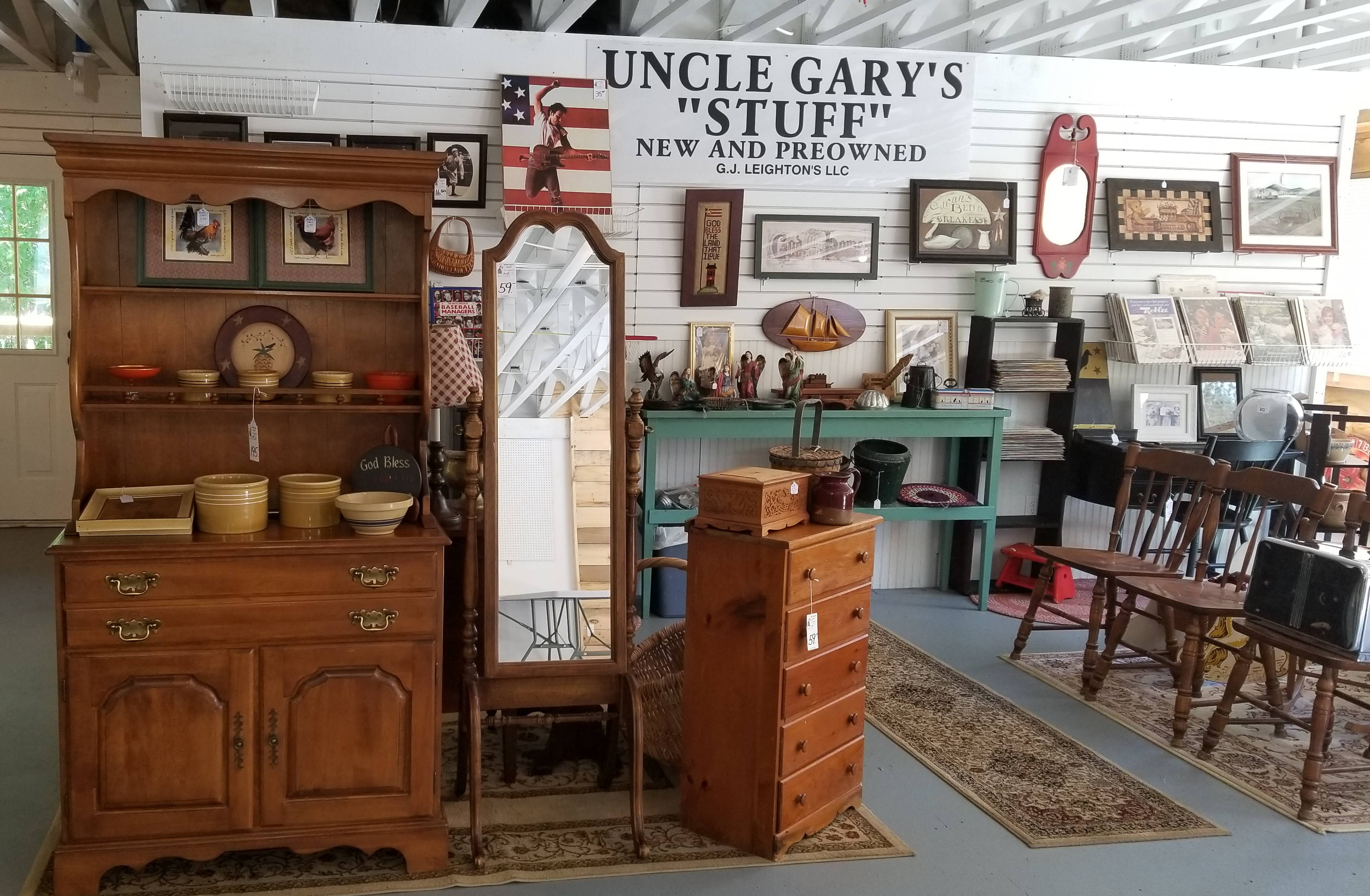 picture of uncle gary's stuff 1